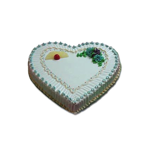 Heart Shape Cake Decoration At Home : Cake Delivery in Hong Kong Online Cake to Hong Kong at Low ...